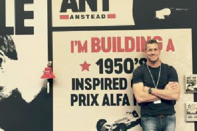 Ant Anstead at the NEC