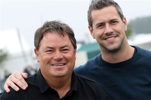 Ant Anstead and Mike Brewer
