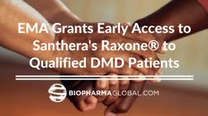 Raxone approval granted by EMA